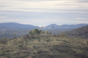 Anzac hill Memorial and Lookout